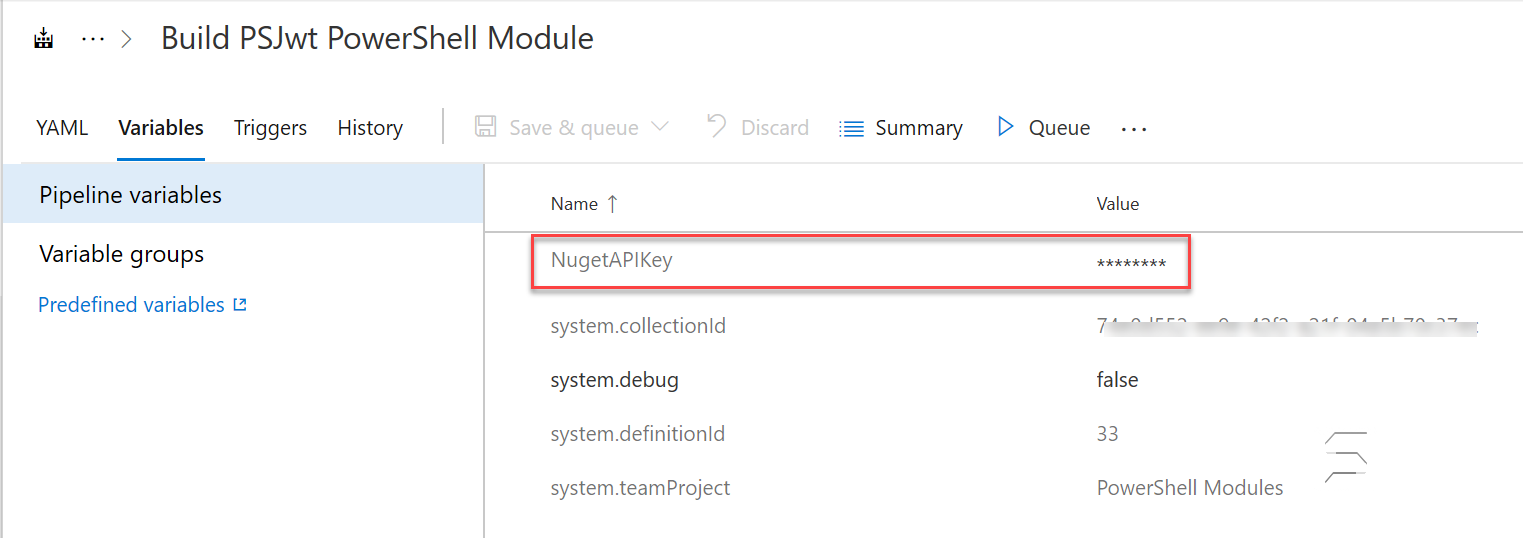 Use Azure DevOps Pipeline to Publish a PowerShell Module to